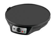 Kalorik Black 3-in-1 Griddle, Crepe and Pancake Maker CRM 43667 BK