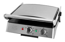 Kalorik Stainless Steel 4-in-1 Eat Smart Grill and Griddle FHG 43302 SS