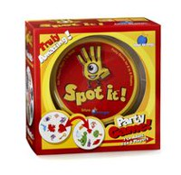 Spot It Asmodee Party Card Game