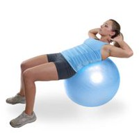 CAP Fitness Stability Ball, 55cm