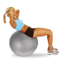 CAP Fitness Stability Ball, 65cm