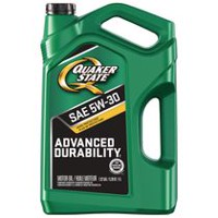 Motor oils walmart canada for Quaker state advanced durability motor oil review
