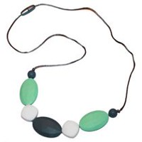 Chic Mammas Trendy Teething Necklace