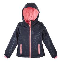 Athletic Works Girls' Insulated Hooded Jacket 5