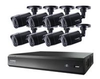 Lorex by FLIR 16 Channel HD DVR with 8 Cameras, 1TB HDD