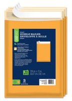 Casemate Kraft Bubble Mailer #5, Pack of 3