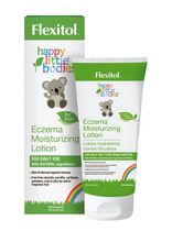 Lotion hydratante contre l'eczéma Happy Little Bodies de Flexitol