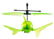 Sky Rover Aero Spin RC Helicopter - Green