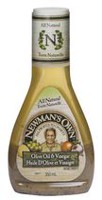 Newman's Own Olive Oil and Vinegar Dressing