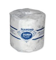 Duraplus 1 Ply Bathroom Tissue