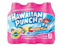 Hawaiian Punch Fruit Lemon Berry Drink