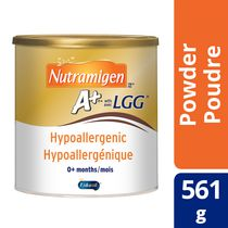 Nutramigen® A+® with LGG® Iron Fortified Infant Formula Powder