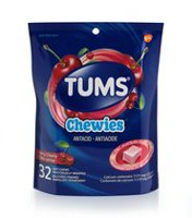 Tums Chewies Very Cherry