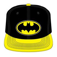 Batman Men's 6 Panel Cap