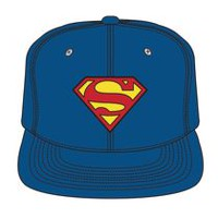 Superman Men's 6 Panel Cap