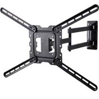 "CJ Tech Full Motion TV Wall Mount Fits, 19""- 46"""