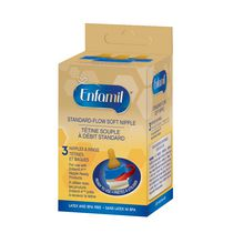 Enfamil Standard-Flow Soft Nipple