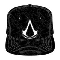 Assassins Creed Men's 6 Panel Cap