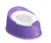BabyBjörn Purple Smart Potty