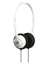 Wicked Audio Chill On-Ear Headphones White