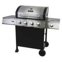 Dyna-Glo 4 Burner LP Gas Grill Open Cart
