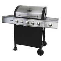 Dyna-Glo 5 Burner LP Gas Grill Open Cart