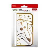 Hori New 3DS XL Gold Pikachu Protector