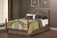 Hillsdale Madison Collection Queen Size Bed