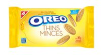 Oreo Thins Golden Sandwith Cookies