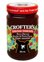 Crofter's Organic Berry Harvest Premium Fruit Spread