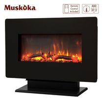 "Muskoka 27"" Wall Mount Electric Fireplace"