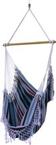 Vivere Brazilian Hammock Chair Denim