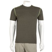 Athletic Works Men's Short Sleeve Athletic Top L/G