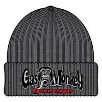 Gas Monkey Garage Men's Cuff Beanie
