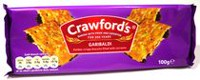 Crawfords Biscuits Garibaldi