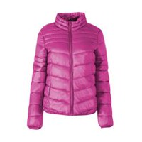 George Women's Puffer Jacket Pink XL