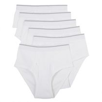 George Men's Briefs 6-Pack L/G