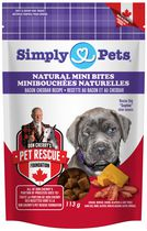 Simply Pets Natural Mini Bites