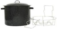 Granite•Ware® 12 qt Water Bath Mini Canner with Rack