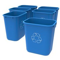 Storex Medium Recycling Basket