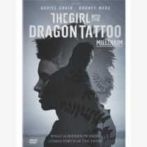 The Girl With The Dragon Tattoo (Bilingual)