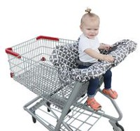 Jolly Jumper Shopping Cart Cover with Safety Belt
