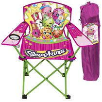 Shopkins Youth Folding Camp Chair with Tote