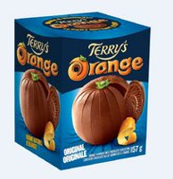 Chocolate au lait originale Orange de Terry's