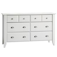Child Craft™ Double Dresser White