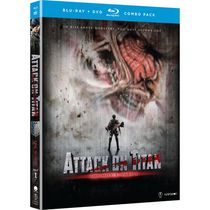 Attack On Titan: The Movie - Part I (Blu-ray + DVD)