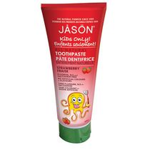 Jason Kids' Only! Strawberry All Natural Toothpaste