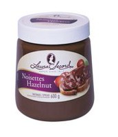 Tartinade aux noisettes Laura Secord