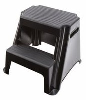 Rubbermaid 2-Step Molded Plastic Stool