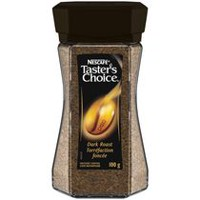 NESCAFÉ® Taster's Choice Dark Roast Instant Coffee